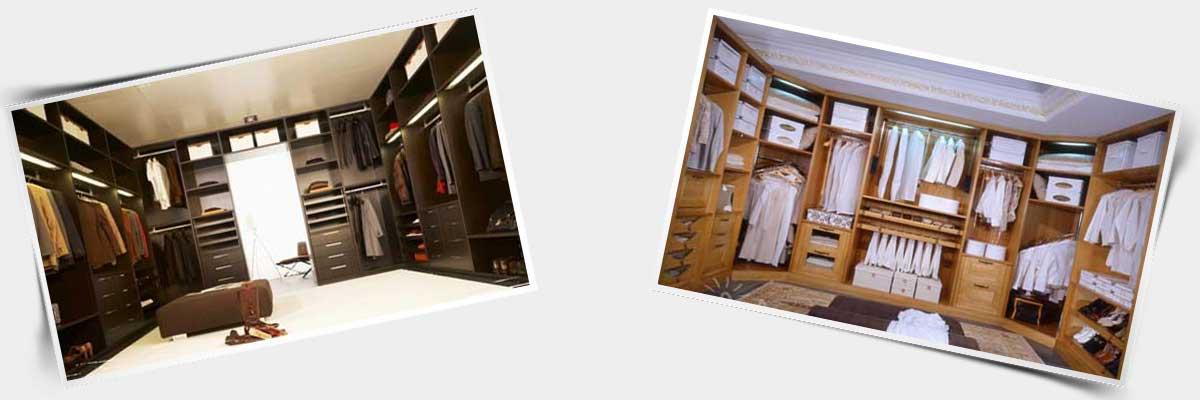 гардеробные в Краснодаре